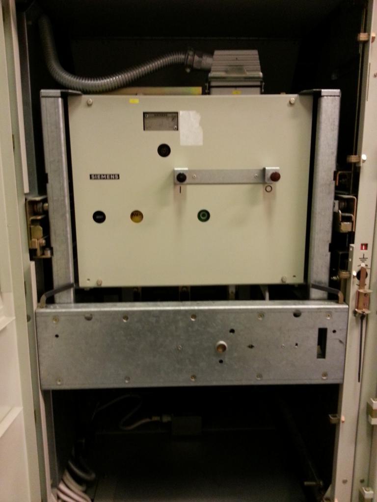 Siemens Brytare 12kv 1